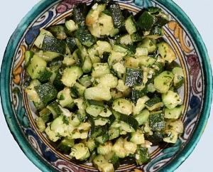 Salade-de-courgettes