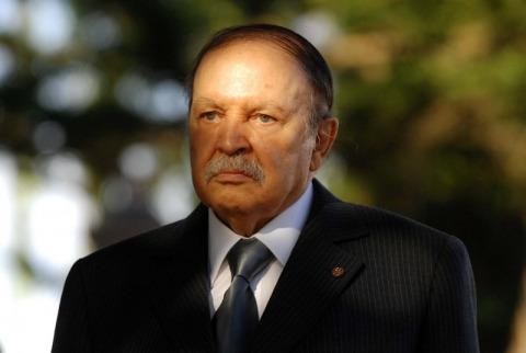 A Bouteflika Ph AFP
