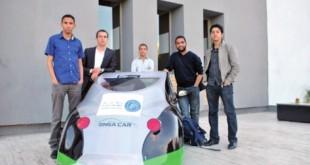 Abchir1, une voiture marocaine 100% électrique
