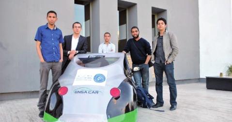 Abchir1 voiture marocaine electrique
