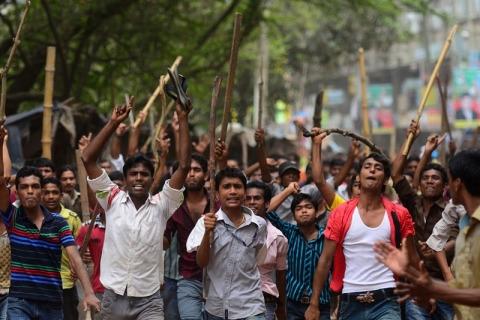 Bangladesh Ph AFP
