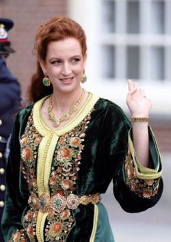 La Princesse Lalla Salma pouse du Roi Mohammed VI