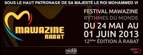 Mawazine 2013