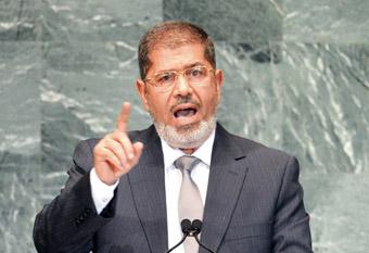 Morsi ph AFP