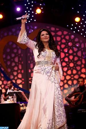 Ahlam chanteuse koweitienne