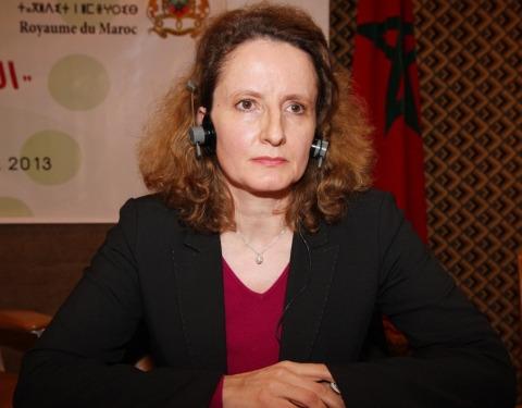 Juliette Borsenberger Fondation Hanns Seidel Maroc