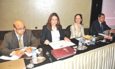 Millenium Challenge confrence Maroc juin 2013