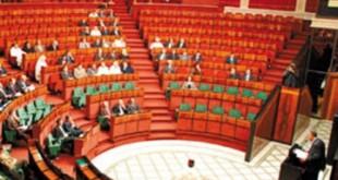 Parlement quasi vide Maroc