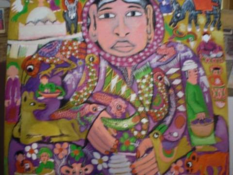 Tabal exposition Maroc