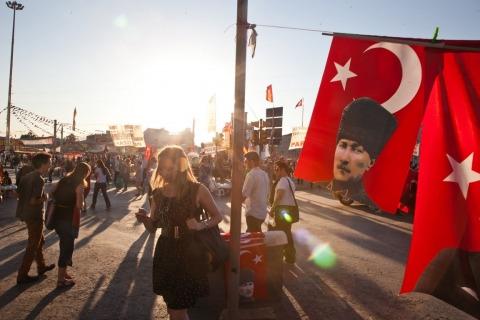 Turquie AFP