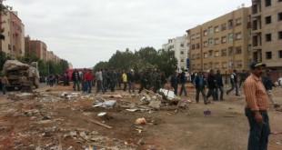 Domaine public : Opération destruction à Casablanca