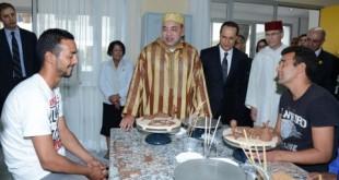Rabat-Salé Projets sociaux lancés par le Souverain