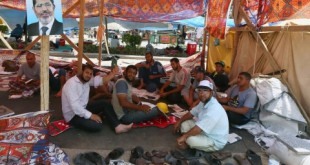 Egypte La hantise algérienne