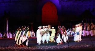 Festival arts populaires marrakech