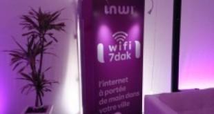 «Wifi7dak»  Et voilà l'internet nomade !