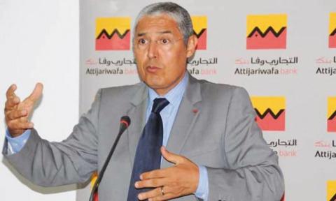 Mohamed El Kettani PDG Attijariwafa bank