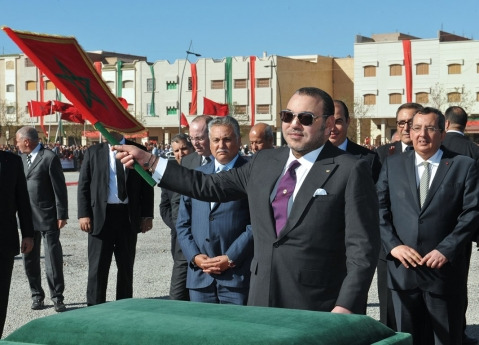 Mohammed VI Inaugurations  Oujda