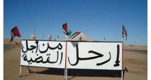 Polisario «Abdelaziz, dégage !»