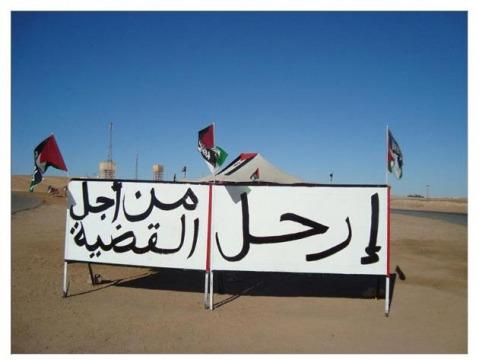 Polisario contre son chef