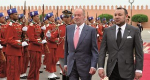 Maroc-Espagne, aujourd'hui