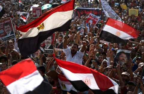 egypte juillet 2013
