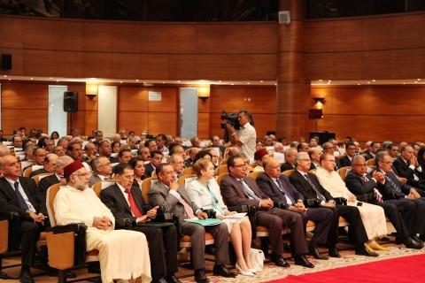 Ambassadeurs maroc septembre 2013