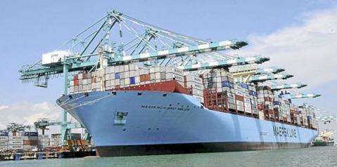 Maersk mcKinney moller a tanger med