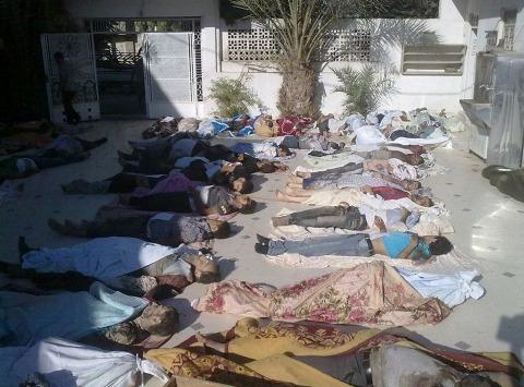 Massacres syrie