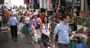 Touristes Maroc La barre des 7 millions franchie