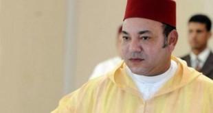 Le Roi Mohammed VI en Russie en octobre