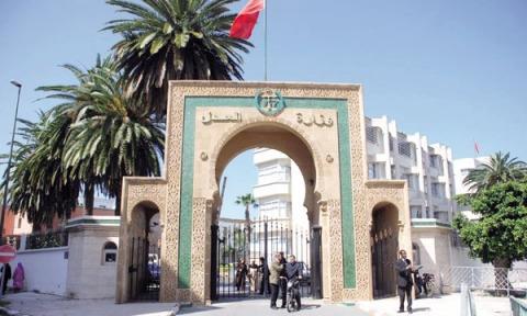 ministere de la justice maroc