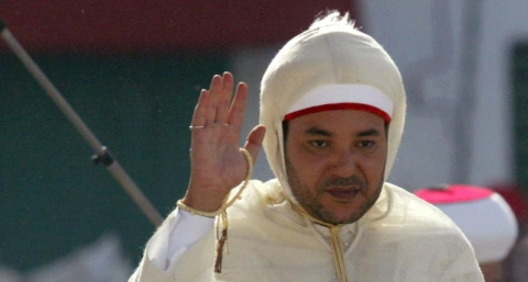 roi mohamed VI maroc