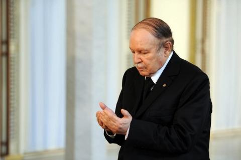 Bouteflika algerie