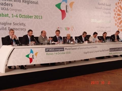 Cglu Rabat 2013