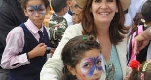 Khadija El Hattach, présidente de l'association «Tous contre l'abandon scolaire»