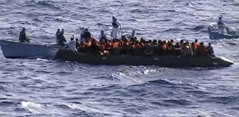 Lampedusa AFP