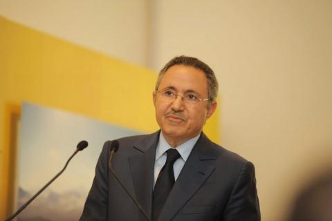 Mohamed Alami Lazraq PDG du Groupe Alliances