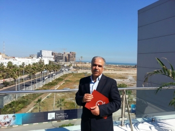 Naji maadoum chercheur gestion locale maroc