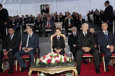 Prince heritier moulay al hassan maroc octobre 2013