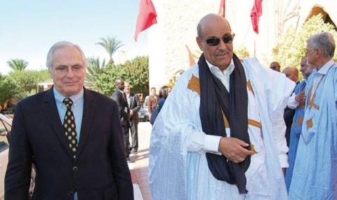 Ross a laayoune sahara maroc