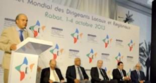 Sommet  Les élus mondiaux à Rabat
