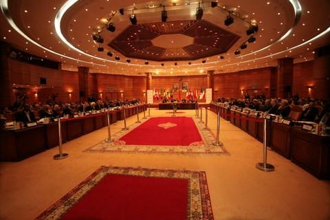 Conference securite frontieres sahelo sahariennes novembre 2013