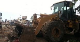Casablanca Opération « bulldozers » contre l'anarchique