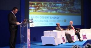 Energies renouvelables Desertec dans un trou d'air