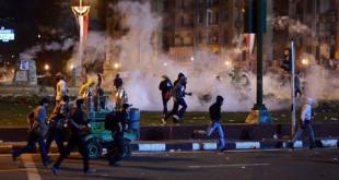 L'Egypte en voie de stabilisation