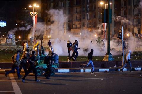 Egypte AFP