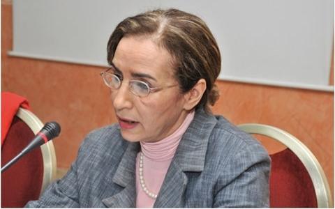 Fatima zohra chaoui amvef maroc