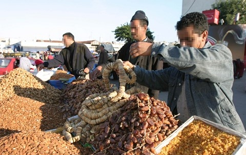 Fruits secs maroc achoura photo Le Reporter