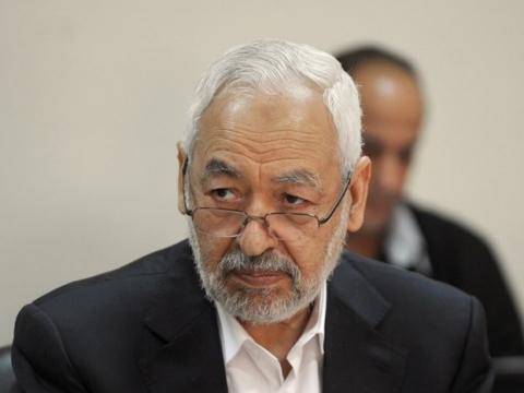 Ghannouchi annahda tunisie