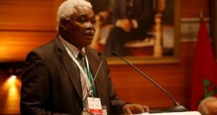 Jean pierre elong mbassi rabat octobre 2013